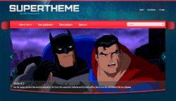SuperTheme - простая игровая тема