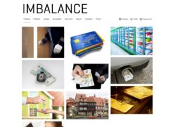 Imbalance - тема для блога Wordpress