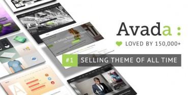 Шаблон Avada | Theme Avada