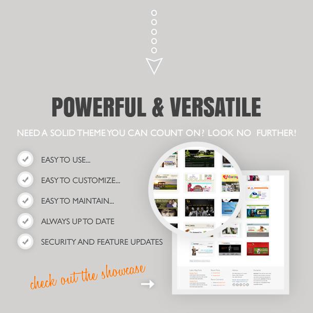 Шаблон U-Design | Theme U-Design