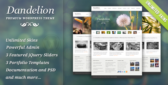 Шаблон Photolux | Theme Photolux