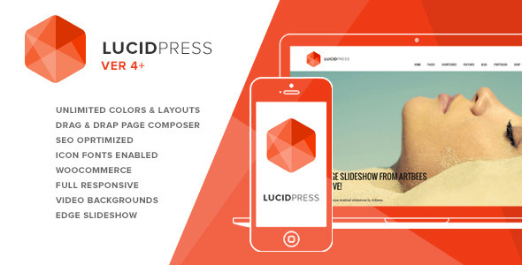 Lucid Press - Agency Business WP Theme