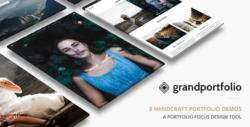 Grand Portfolio | Responsive Portfolio
