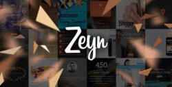 Zeyn - Multipurpose WordPress Theme