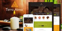 Terra Atma   Spa & Massage Salon WordPress Theme
