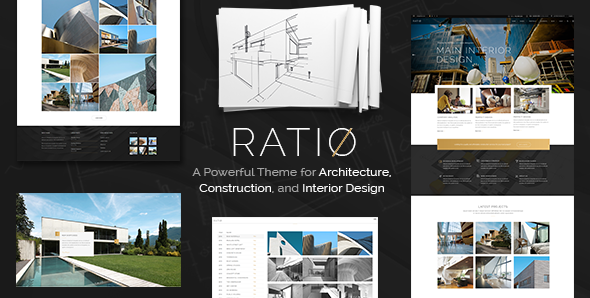 Ratio – A Powerful Theme for Architecture, Construction, and Interior Design