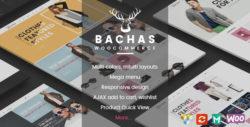 Bachas - Responsive WooCommerce WordPress Theme