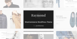 Raymond - WooCommerce Responsive WordPress Theme