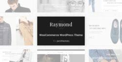 Raymond - WooCommerce Responsive WordPress Theme