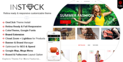 Instock-Responsive Magento Multi-Concepts Theme