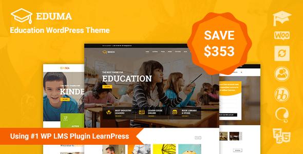 Education WordPress Theme | Education WP