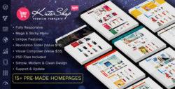 KuteShop - Multipurpose WooCommerce WordPress Theme