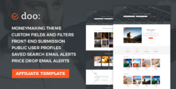 Affiliate WordPress Theme - Coupons & Discounts Marketplace - doo