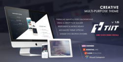 Tilt - Creative Multipurpose Theme