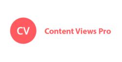 Content Views Pro