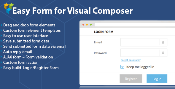 DHVC Form : Wordpress Form for Visual Composer