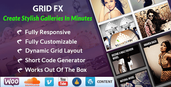 Grid FX - Responsive Grid Plugin for WordPress