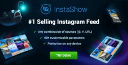 Instagram Feed for WordPress - InstaShow