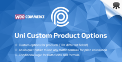 Uni CPO - WooCommerce Options and Price Calculation Formulas