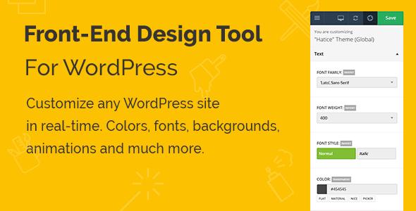 Yellow Pencil: Visual CSS Style Editor